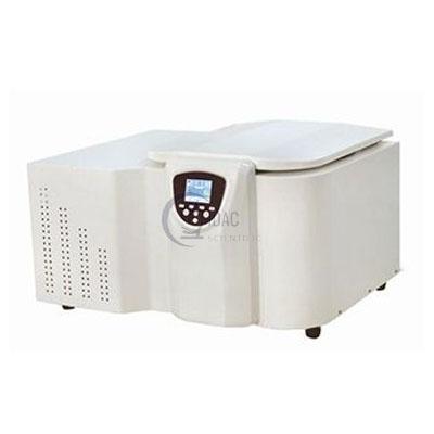 Large Capacity High Speed Refrigerated Centrifuge