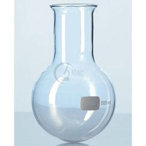 Round Bottom Flask, Wide Neck