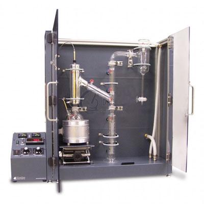 Manual Vacuum Distillation System