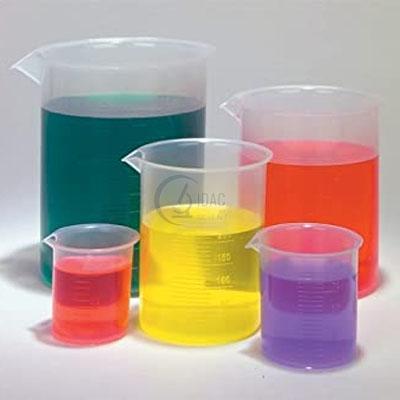 Plastic Beaker Set of 5