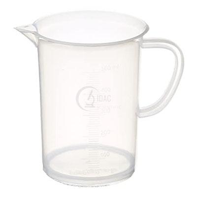 Pitcher, Polypropylene, 500 ml