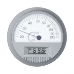 Thermohygrometer with Digital Thermometer